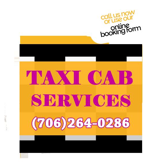 Taxi Cab in Dalton, GA - Taxi International